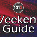 101X Weekend Guide Sept. 18th-20th