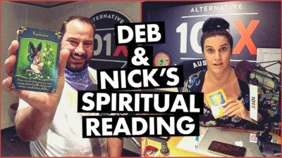 Deb & Nick's Spiritual Reading