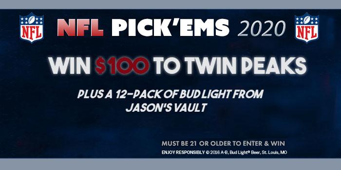 NFL Pick Ems Contest Header
