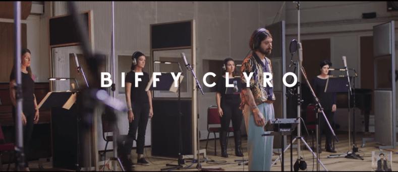 New Biffy Clyro On Wednesday's UKTX!