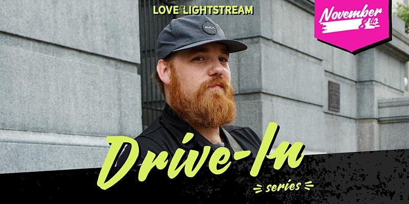 Marc Broussard Love & Lightstream Drive In Series