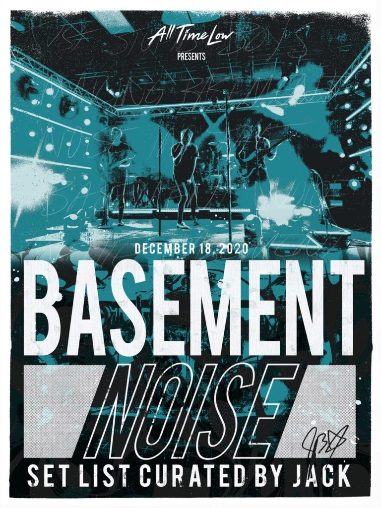 basement noise setlist curated by Jack