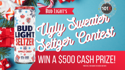 Bud Light's Ugly Sweater Seltzer Contest
