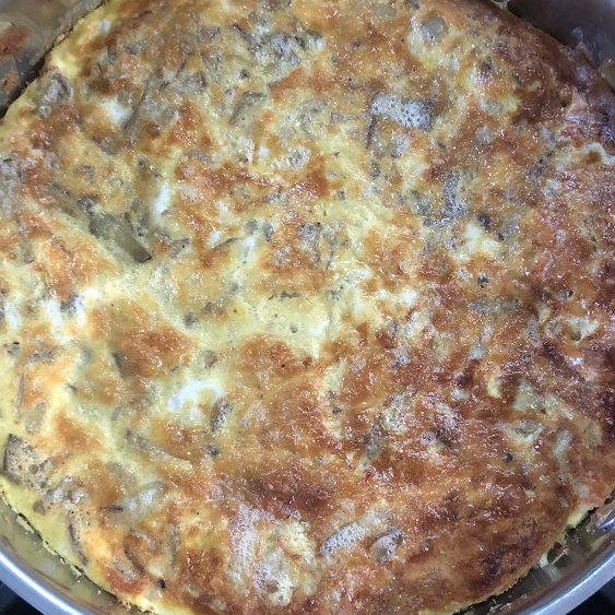 deb's tortilla espana