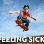 felling-sick