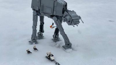 LEGO ATAT