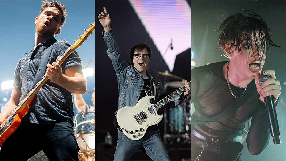 101 X-tended Playlist: Royal Blood, Weezer, Yungblud and Machine Gun Kelly + More