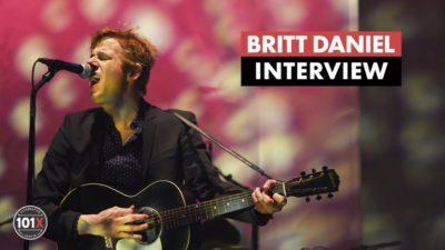 Britt Daniel of Spoon Talks with CJ Morgan