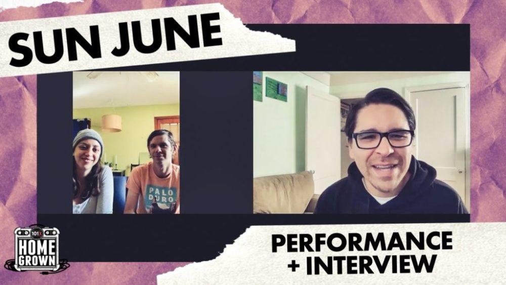 Sun June | Homegrown Live