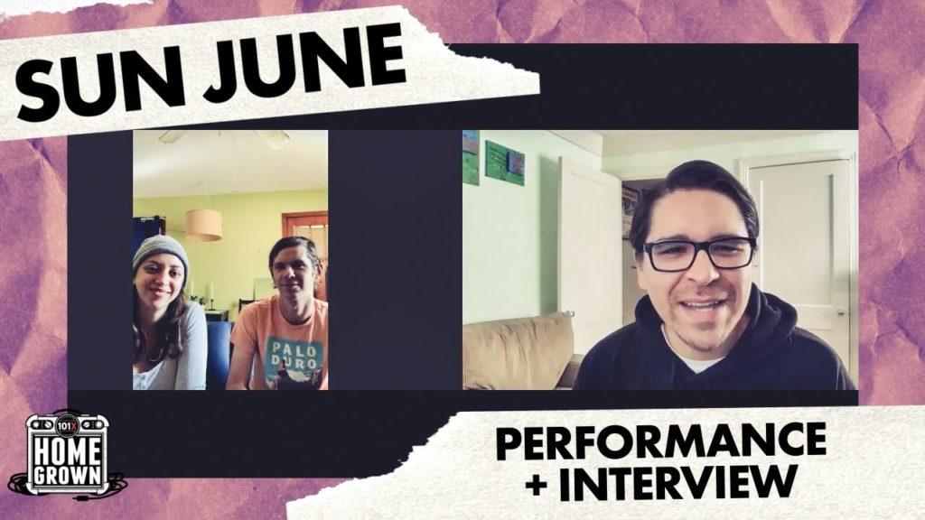 sun june interview