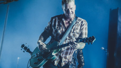 Queens of the Stone Age Joshua Homme