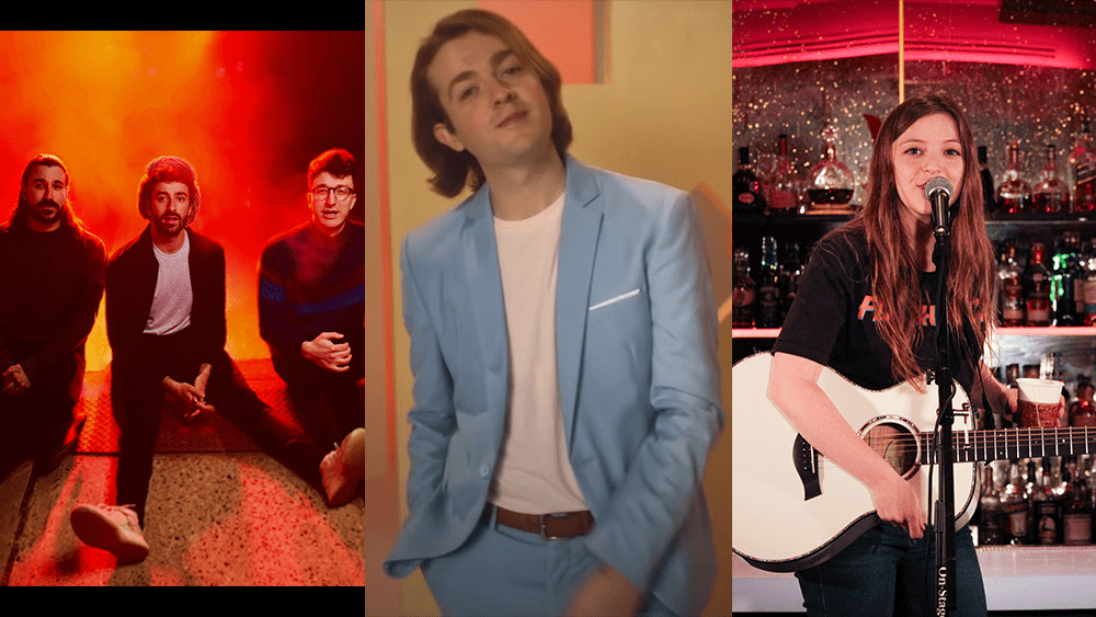 101 X-tended Playlist: AJR, Dayglow, Jade Bird, and More