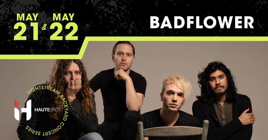 Badflower - Night 1 - Backyard Concert Series
