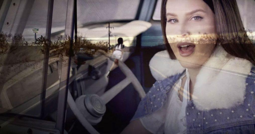 """Lana Del Rey - """"White Dress"""""""