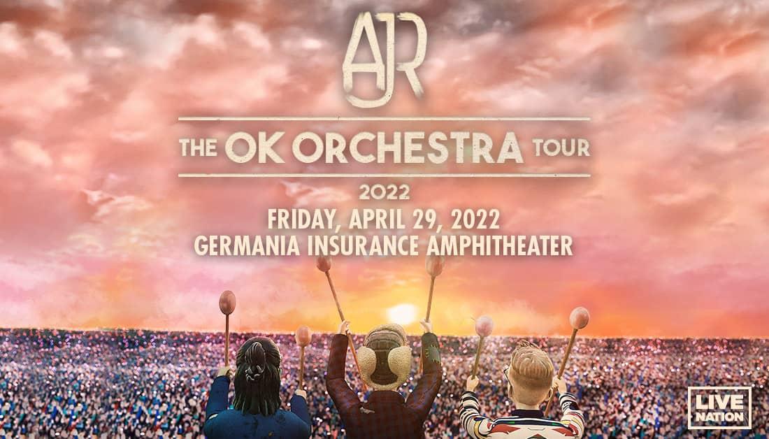 AJR The OK Orchestra Tour