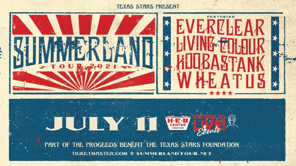 Summerland Tour 2021