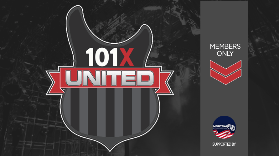 101X United Members only - supported by Mortgage ATX