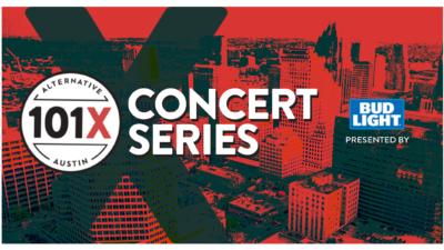 101x Concert Series Bud Light