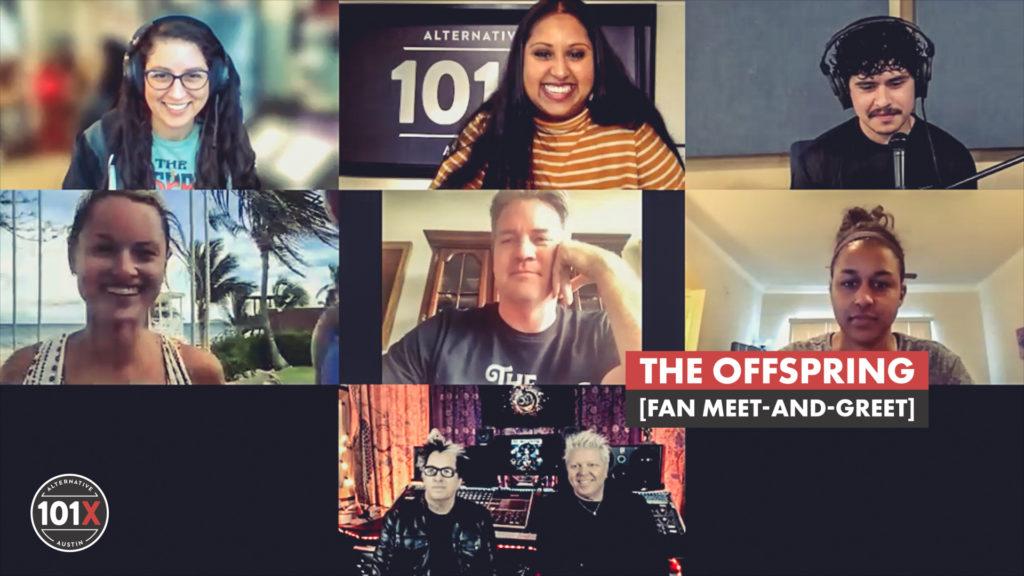 The OffSpring meet and greet