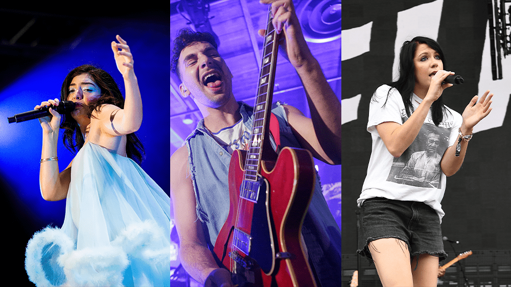 101 X-tended Playlist: Lorde, Bleachers, K.Flay, and More