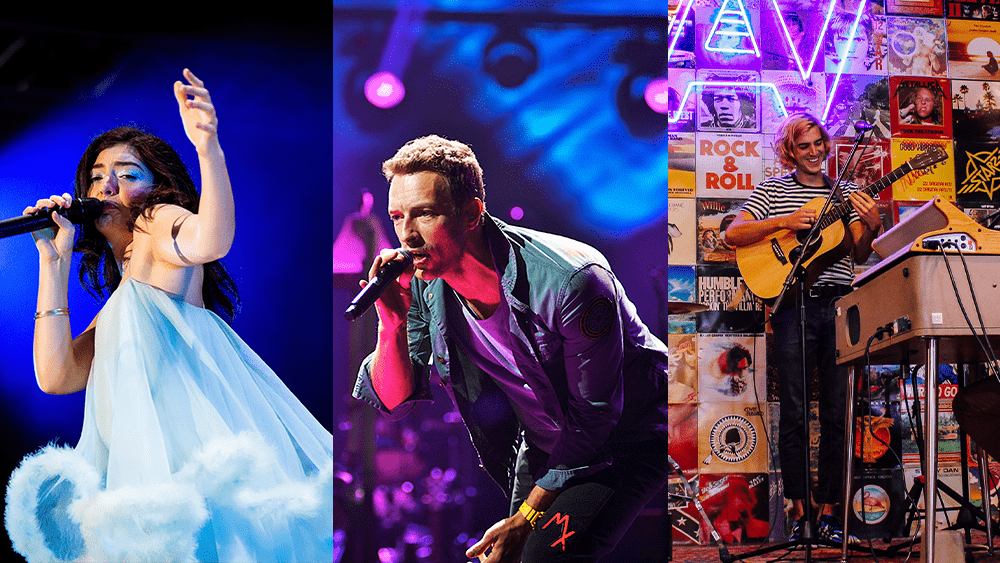 101 X-tended Playlist: Lorde, Coldplay, Half Alive, and More
