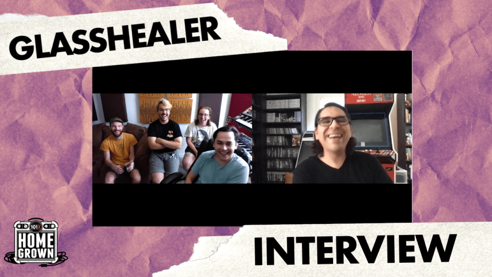 Glasshealer talks playing shows again and their new EP