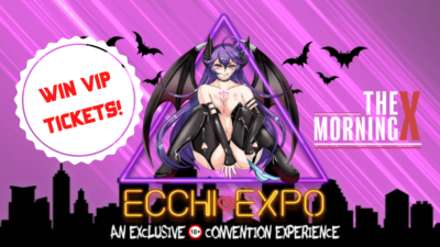 Win Sold Out VIP Tickets to Ecchi Expo!