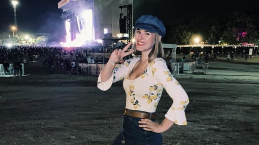 Emily at ACL Festival 2019