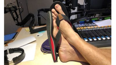 jason's size 15 flip flops