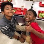 Shepard Community Center lunch