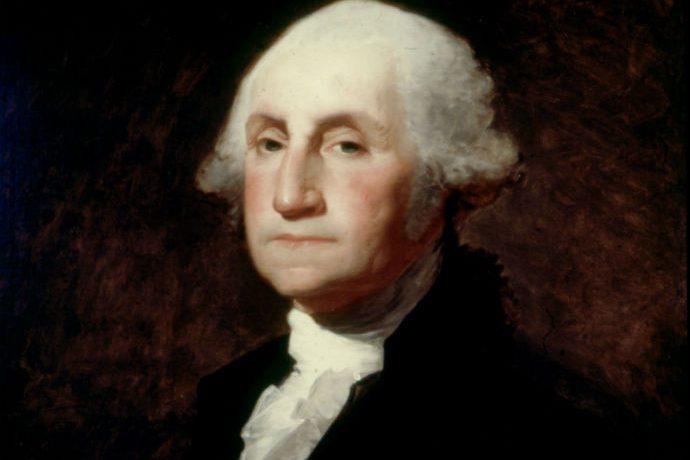 Gilbert Stuart, portrait of George Washington