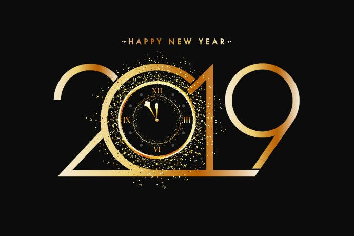 2019 Celebrate the New Year