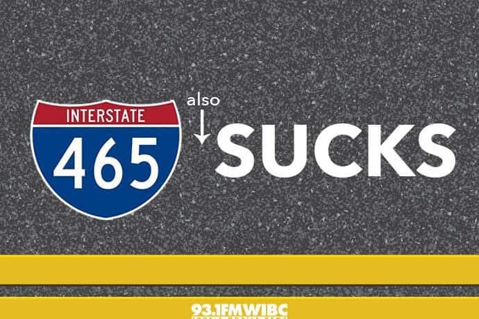 I-465 Sucks