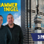 Hammer and Nigel 3 pm - 7 pm