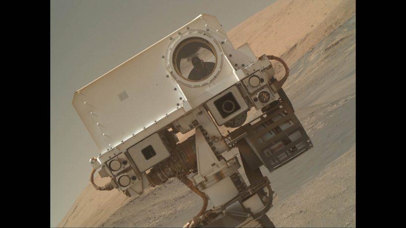 NASA Curiosity Rover finds organic matter on Mars(PHOTO: @NASA/Twitter)