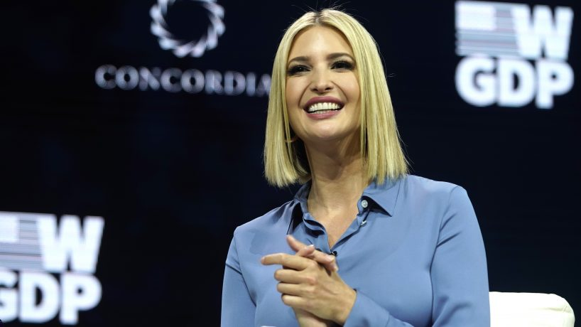 Ivanka Trump unveils new haircut. Is this indication of new political ambitions?