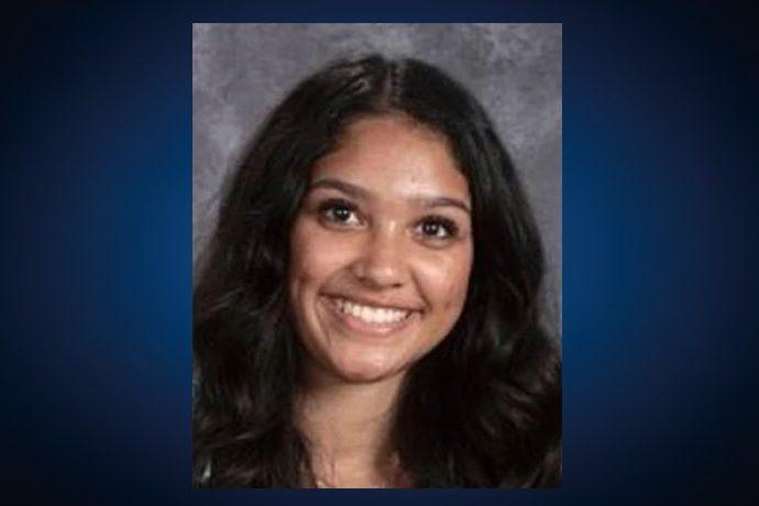 Missing Avon teenager Gabrielle Borthwick.