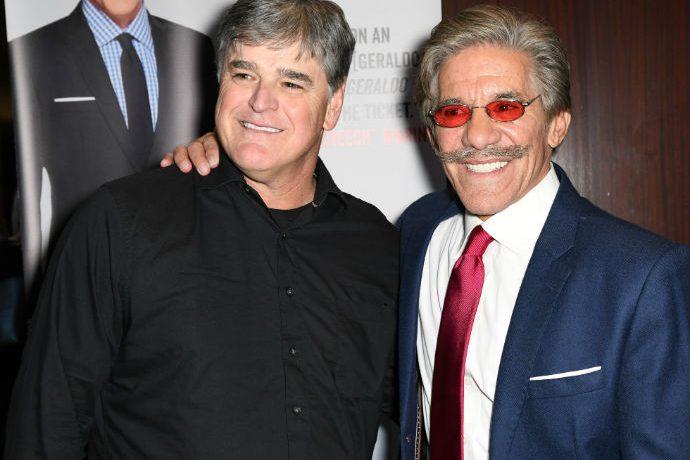 Sean Hannity & Friends Celebrate the Publication of 'The Geraldo Show: A Memoir' By Geraldo Rivera