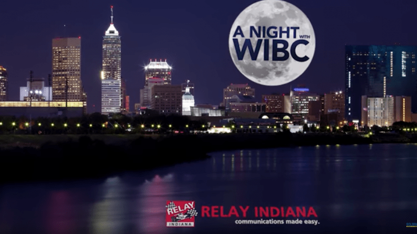 A Night With WIBC presented by Relay Indiana.