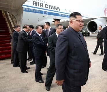 Kim Jong Un and Donald Trump set to meet (PHOTO: Ministry of Communications and Information, Republic of Singapore)