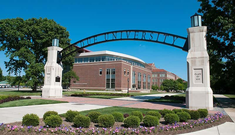 Purdue University sets another donation record (PHOTO: Purdue University)