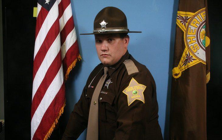Photo of Deputy Jake Pickett.