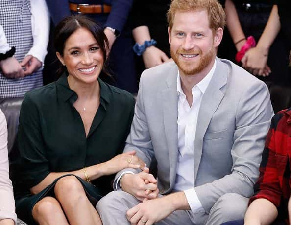 Prince Harry and Megan Markle expecting their first child (PHOTO: Chris Jackson/Getty Images)
