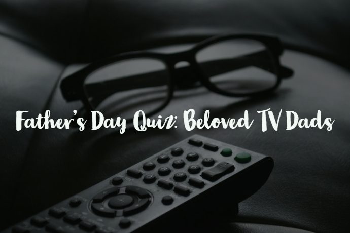 Father's Day Quiz. Graphic by WIBC.