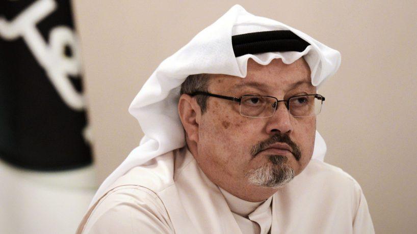 Jamal Khashoggi. Getty Images