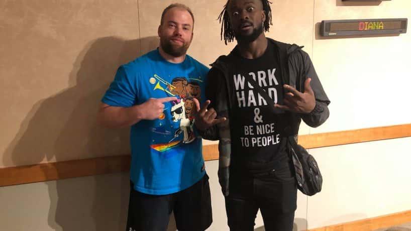 TKW & Kofi Kingston