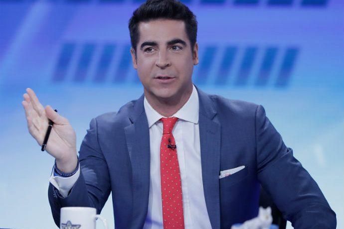 Fox News Host Jesse Watters.
