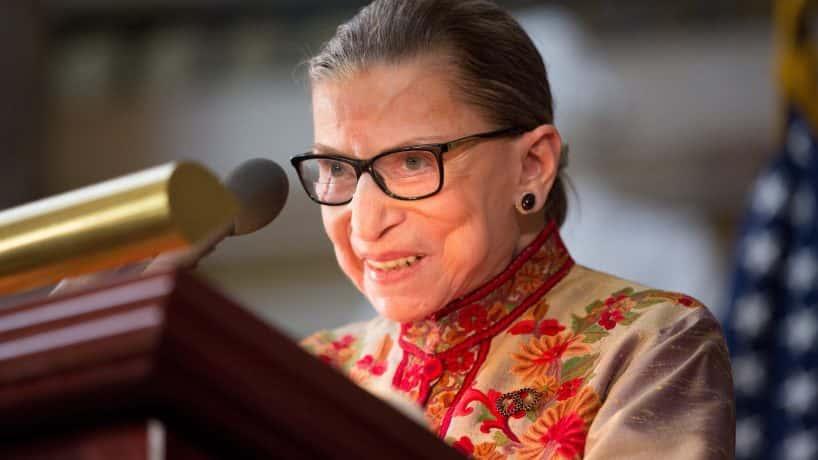 Ruth Bader Ginsberg