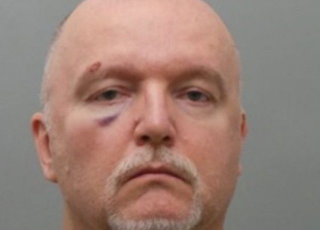 Picture of Thomas Bruce  PHOTO: St. Louis PD booking