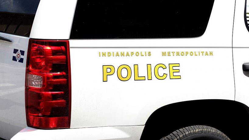 An Indy Metro Police vehicle.